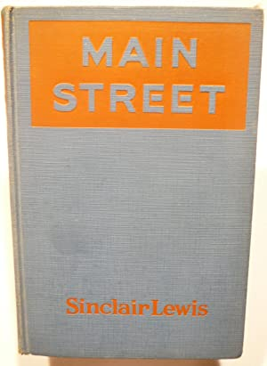 MAIN STREET : SIGNED BY LEWIS: Lewis, Sinclair