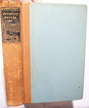 The Intimate Papers of Colonel House Volume: Seymour, Charles