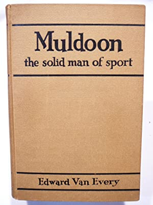 Muldoon The Solid Man of Sport: SIGNED BY MULDOON