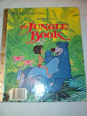 The Jungle Book #103-56: A Golden Book