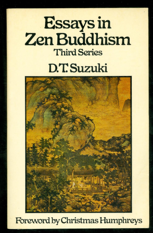 essays in zen buddhism second series pdf
