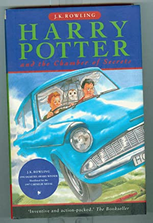 Harry Potter and the Chamber of Secrets: ROWLING, J. K.