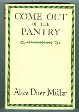 Come Out of the Pantry (First British Edition)