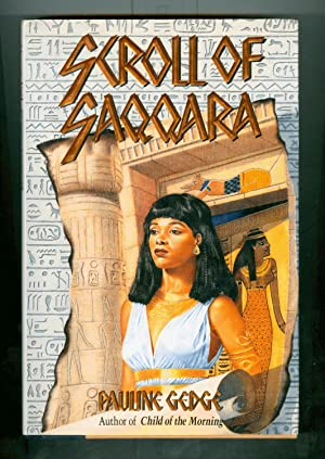 Scroll of Saqqara ( First Edition First Printing )