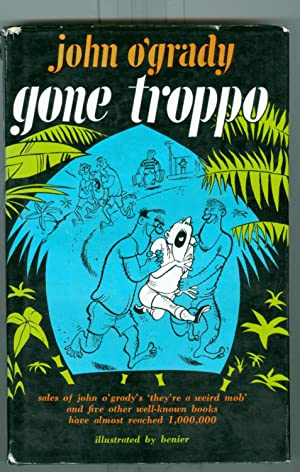 Gone Troppo ( First British Edition )