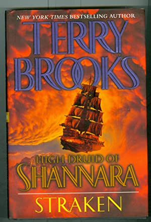 High Druid of Shannara, Straken ( Signed by Author First Printing )