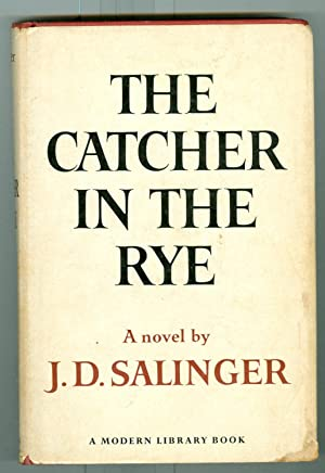 The Catcher in the Rye ( Modern Library # 90 ) ( Copyright 1945 1946 1951 stated )
