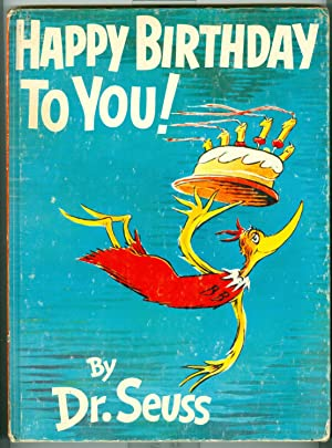 Happy Birthday to You ( First Edition )