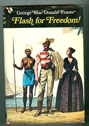 Flash for Freedom! ( First American Edition stated )