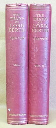 The Diary of Lord Bertie 1914-1918: Lennox, Lady Algernon Gordon