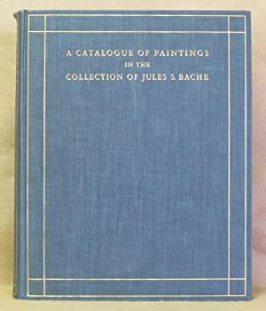 A Catalogue of Paintings in the Collection
