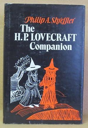 The H.P. Lovecraft Companion: Shreffler, Philip A.