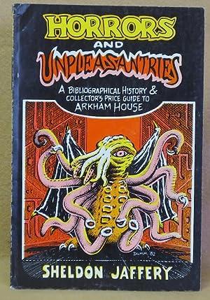 Horrors and Unpleasantries: Jaffery, Sheldon