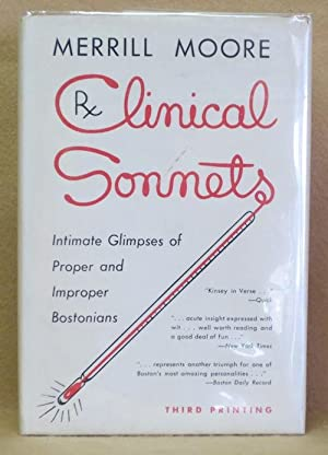 Clinical Sonnets: Moore, Merrill