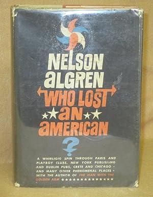 Who Lost An American: Algren, Nelson