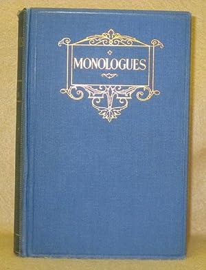 Monologues: Middleton, Richard
