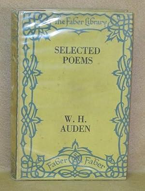 Selected Poems: Auden, W.H.