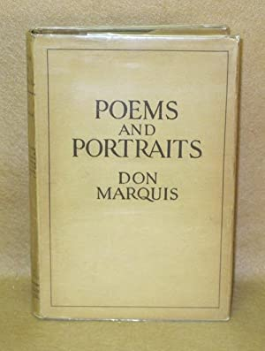 Poems and Portraits: Marquis, Don