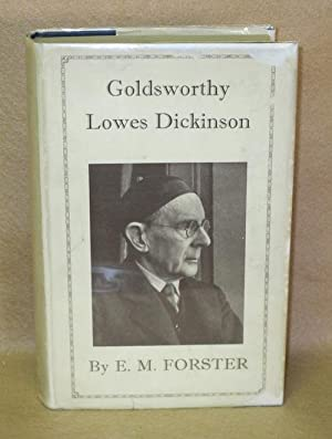 Goldsworthy Lowes Dickinson: Forster, E.M.