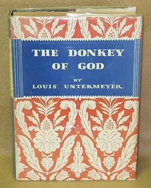 The Donkey of God: Untermeyer, Louis