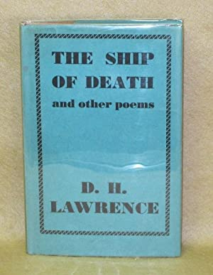 The Ship of Death and Other Poems: Lawrence, D.H.