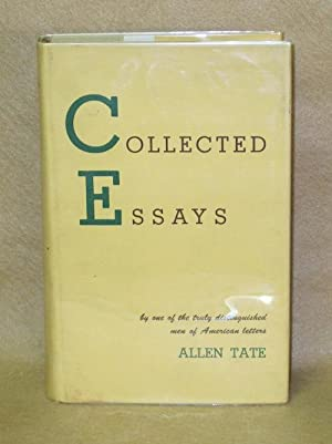 Collected Essays: Tate, Allen