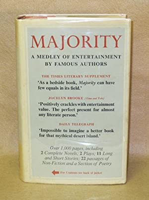 Majority 1931-1952: An Anthology of 21 Years of Publishing: By Famous Authors