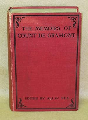 The Memoirs of Count Gramont: Anthony, Count Hamilton