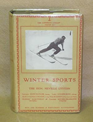 Winter Sports: Knebworth, Viscount; Captain S. Duff-Taylor; Lt.-Col. J. T. C. Moore-Brabazon, ...