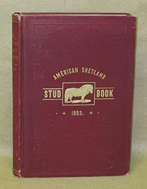 The American Shetland Club Book