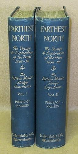 Farthest North: Nansen, Dr. Fridtjof