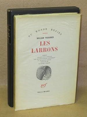 Les Larrons: Faulkner, William