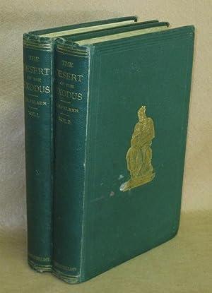 The Desert Of The Exodus: Palmer, E.H.