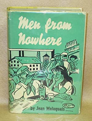 Men From Nowhere: Malaquais, Jean