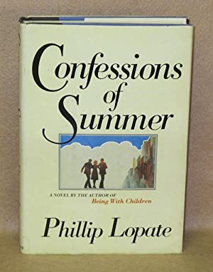 Confessions of Summer: Lopate, Phillip