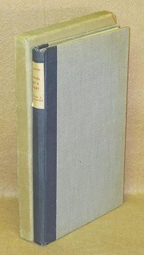 Trial Of A Poet: Shapiro, Karl