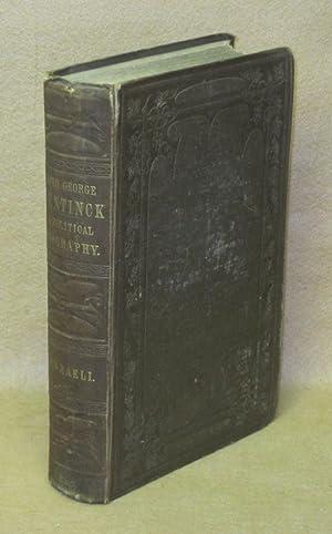 Lord George Bentinck: A Political Biography: Disraeli, B.