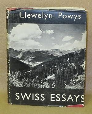 Swiss Essays: Powys, Llewelyn
