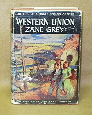 Western Union: Grey, Zane