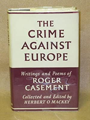 The Crime Against Europe: Casement, Roger