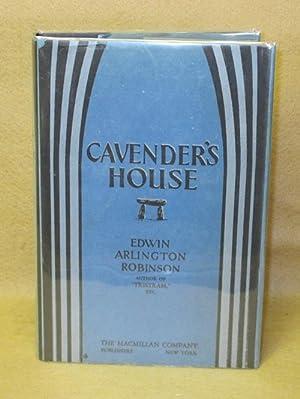 Cavender's House: Robinson, Edwin Arlington