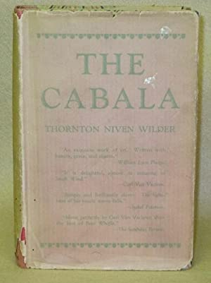 The Cabala: Wilder, Thornton Niven