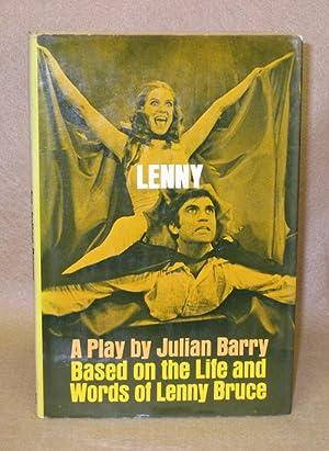 Lenny: A Play: Barry, Julian