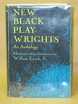 New Black Playwrights: An Anthology: Couch, Jr. William (Editor)