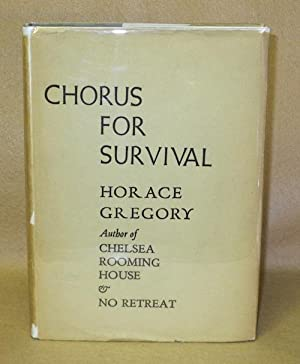 Chorus For Survival: Gregory, Horace