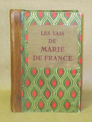 Les Lais De Marie De France: Tuffrau, Paul