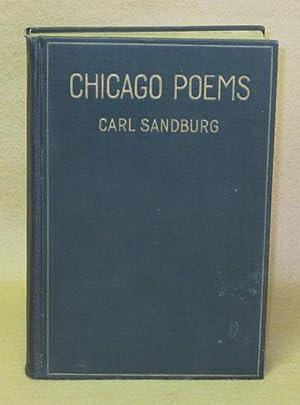 Chicago Poems: Sandburg, Carl