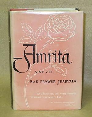 Amrita: Jhabvala, R. Prawer