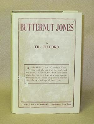 Butternut Jones: Tilford, Tilden