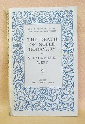 The Death of Noble Godavary And Gottfried Kunstler: Sackville-West, V.